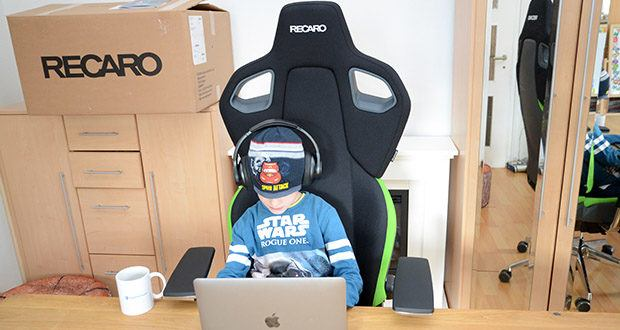 Recaro Gamingstuhl Exo FX im Test - ist mehr als ein Gaming Chair!