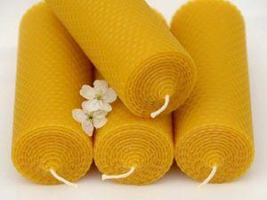 Kaufkriterien für Bienenwachskerzen