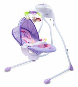Alle Fakten aus einem CARETERO Bugies Elektrische Babywippe Test und Vergleich