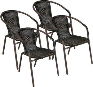 Welche Funktionen kann ein Gartenstuhl Metall haben?