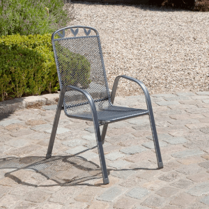 Eigenschaften für Gartenstühle aus Metall