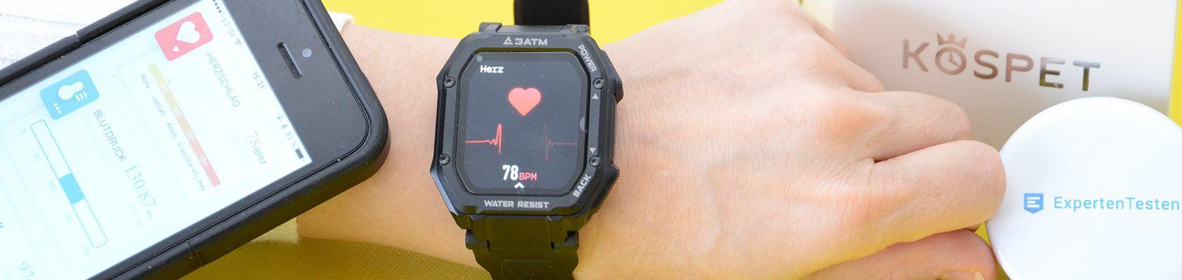 Smartwatches im Test auf ExpertenTesten.de