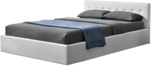 Wo kann man ein Polsterbett mit Bettkasten kaufen?