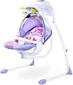 Alle Zahlen und Daten aus einem CARETERO Bugies Elektrische Babywippe Test und Vergleich