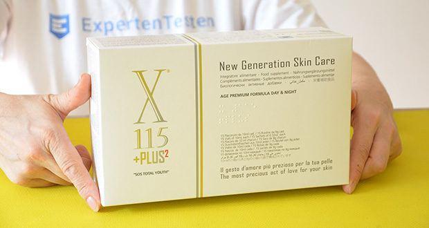 X115 +Plus Marine Kollagen im Test - mit nährender, biostimulativer und regenerierender Wirkung