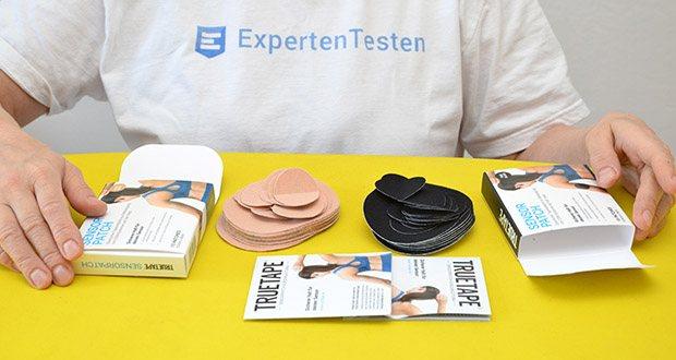 Truetape Sensorpatch Tapeverband im Test - bis zu 14 Tage haltbar