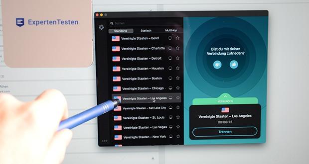 Surfshark VPN im Test - Reise in die USA oder 15 andere Länder, ohne deine Couch zu verlassen, und genieße deren Netflix-Bibliotheken und schalte weitere Streaming-Dienste frei!