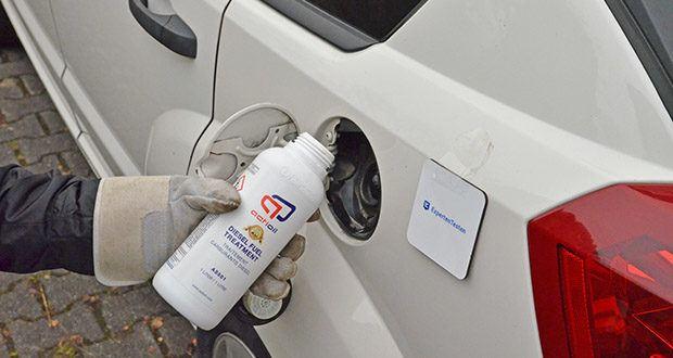 Actioil A550 Dieselpower im Test - Weniger Verbrauch. Weniger Verschleiß. Mehr Leistung
