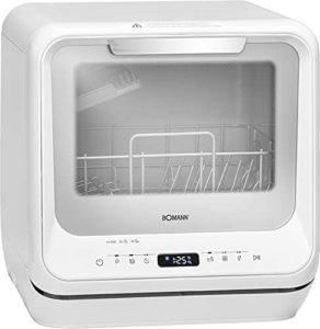 Welche Arten von Spülmaschinen gibt es in einem Preisvergleich?