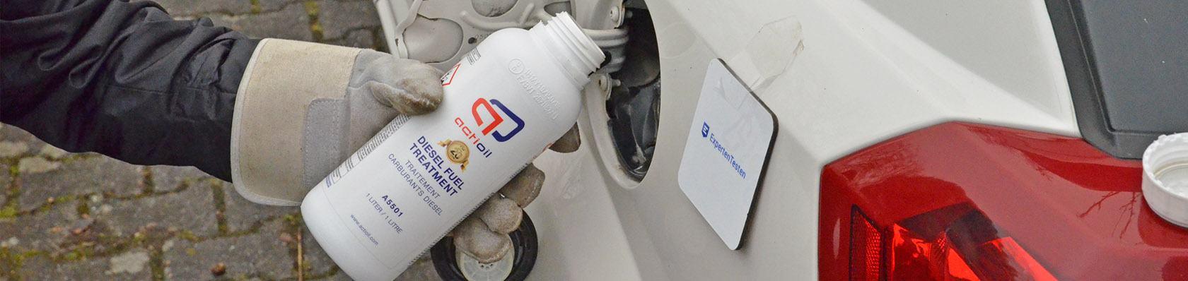 Diesel Additive im Test auf ExpertenTesten.de