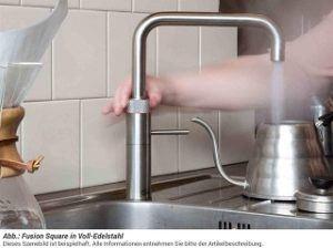 Alle Vorteile aus dem Quooker Wasserhahn Preisvergleich