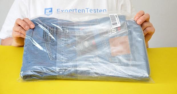 Levi's Damen 501 Crop Straight Jeans im Test - Modellnummer: 36200