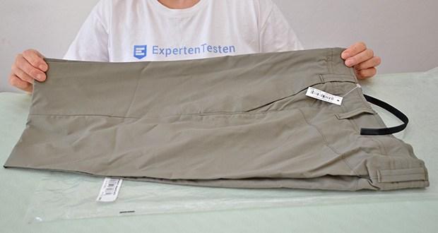Amazon Essentials Herren Pants Olivgrün im Test - Skinny-fit Hybrid Tech Pant