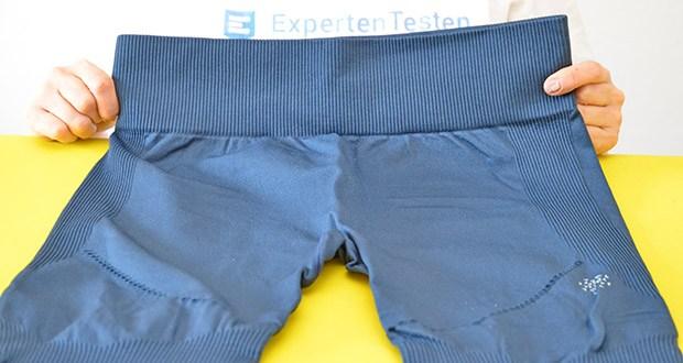 AURIQUE Damen Sportleggings Blau im Test - Größe: 42, Label: XL, Farbe: Blau