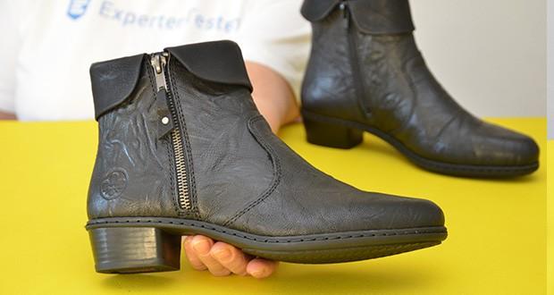 Rieker Damen Mode-Stiefel im Test - Obermaterial: Kunstleder / PU