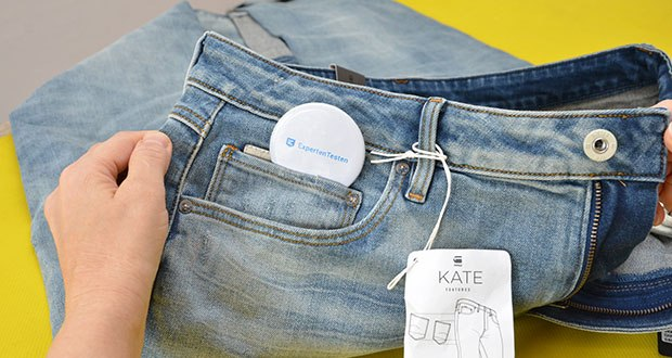 G-STAR RAW Damen Kate Boyfriend Jeans im Test - Taille: Weiter Bund