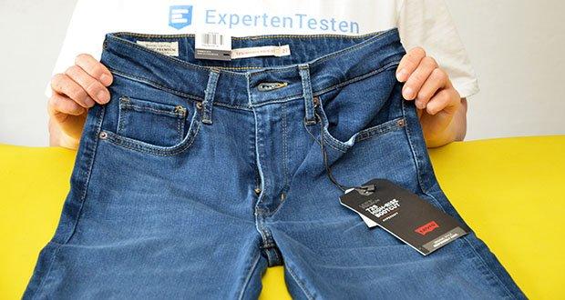 Levi's Damen 725 High Rise Bootcut Jeans im Test - schmeichelt Ihre Figur