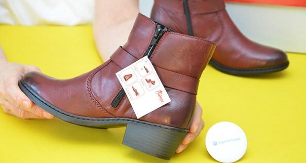 Rieker Damen Stiefel im Test - minimum an Gewicht