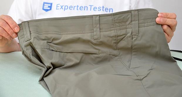 Amazon Essentials Herren Pants Olivgrün im Test - Material: 100% Polyester