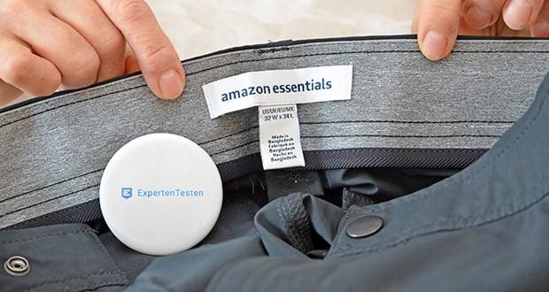 Amazon Essentials Herren Pants Schwarz im Test - Material: 100% Polyester