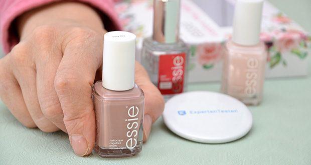 """Essie Nagellack-Geschenkset """"Goodbye Miss. Hello Mrs."""" Im Test - einzigartige Formel für langen Halt und ideale Farbdeckung"""