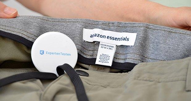 Amazon Essentials Herren Pants Olivgrün im Test - Größe: 34W / 34L