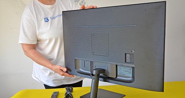 Samsung M5 Smart Monitor 32 Zoll im Test - steigern Sie Ihre Produktivität mit den Remote Access-Funktionen