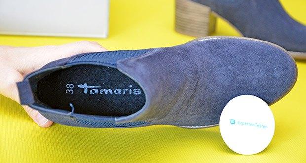 Tamaris Damen Stiefeletten im Test - Innenmaterial: Textil