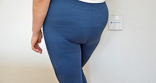 AURIQUE Damen Sportleggings Blau im Test - bequem und selbstbewusst in Bewegung