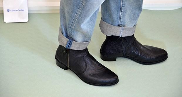 Rieker Damen Mode-Stiefel im Test - mit diesen Stiefeln lässt sich jedes modische Outfit auf perfekte und angesagte Weise ergänzen