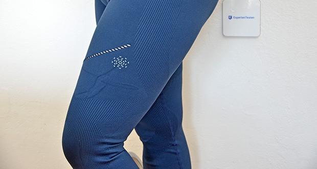 AURIQUE Damen Sportleggings Blau im Test - Activewear für einen aktiven Lebensstil