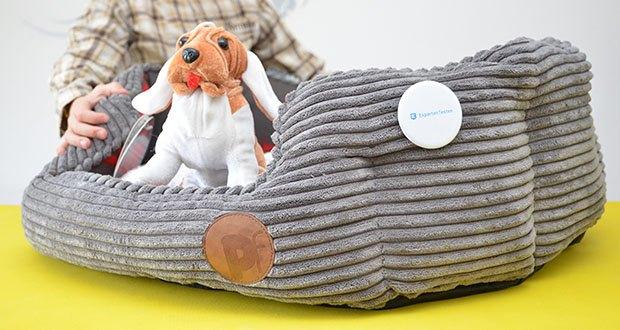 Petface Deli Hundebett aus Bambus im Test - perfekt für jeden Haushalt