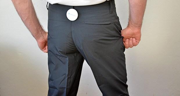 Amazon Essentials Herren Pants Schwarz im Test - leicht zu tragende Hose