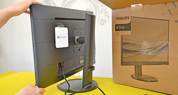 Philips 273B9 27 Zoll Monitor im Test - USB-Dockingstation