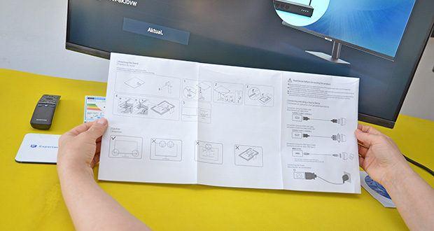 Samsung M5 Smart Monitor 32 Zoll im Test - Augenkomfort-Technologie reduziert die Belastung der Augen, erhöht den Sehkomfort und ermöglicht eine längere Bildschirmzeit