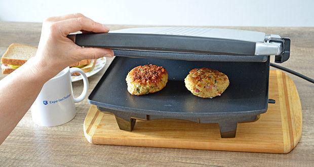 Breville Panini Grill Sandwichtoaster im Test - die Zubereitung ist schnell, einfach und bietet unbeschränkte Möglichkeiten