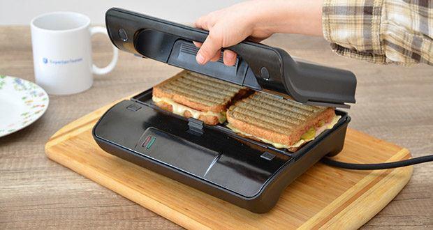 Nova Pro Multi- & Sandwich-Grill im Test - besonders kompakt