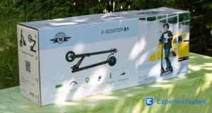 Welche Arten von Elektro Scootern gibt es im Test?