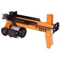 Atika ASP 8 N Holzspalter im Test und Vergleich