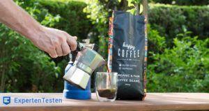 Die ausgewogenen Kaffeebohnen im Test und Vergleich