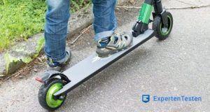 Der beste eFlux Lite One Elektro Scooter im Test