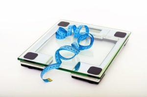 Alle Fragen aus einem Gewichtsmanagement Test