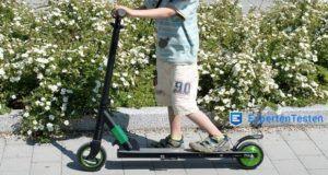 Wie funktioniert ein Elektro Scooter aus dem Test und Vergleich?