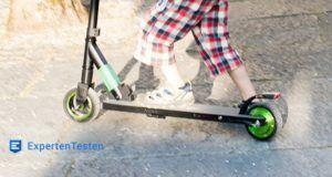 Der beste Elektro Scooter von Hudora im Test-Vergleich