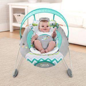 Die Ingenuity Elektrische Babywippe im Test und Vergleich