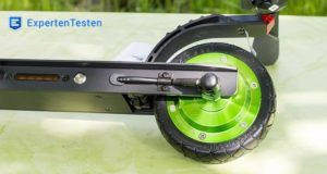 Die Produktbeschreibung des besten Elektro Scooters im Test
