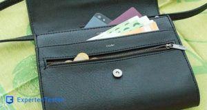 Hohe Verarbeitungsqualität einer Reisetasche Test