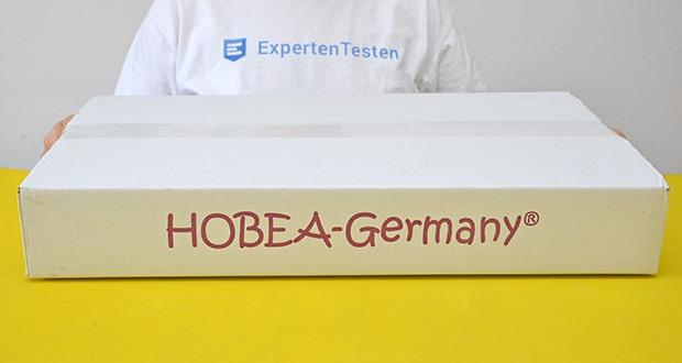 HOBEA-Germany Federwiege für Babys im Test - ist TÜV geprüft und wird in der EU handgefertigt