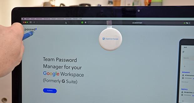 Passwd Passwort Manager im Test - es ist eine Cloud-Software, die Sie auf Ihrer privaten Google Cloud Platform installieren und hosten