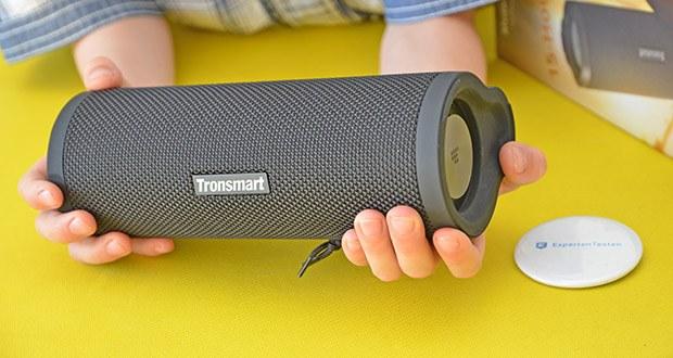 Tronsmart Force 2 Bluetooth Lautsprecher im Test - wiegt nur 660 g